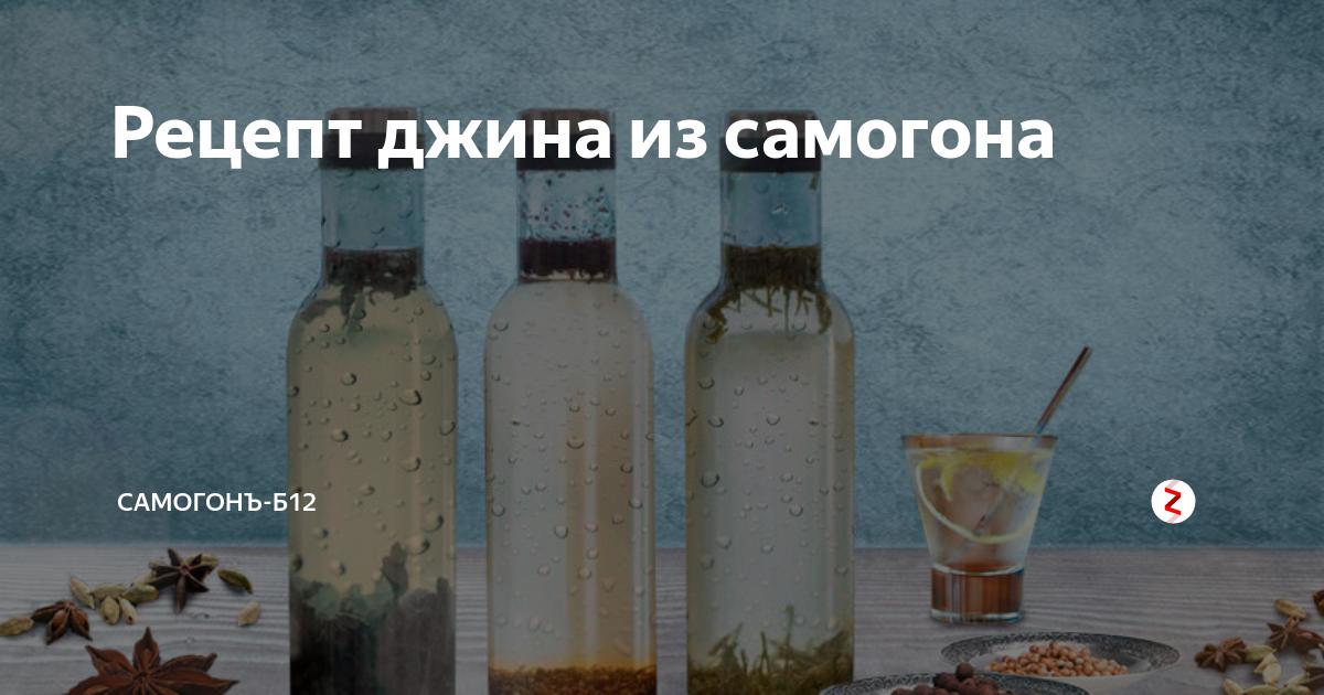 Джин из самогона: рецепт приготовления в домашних условиях – как правильно пить