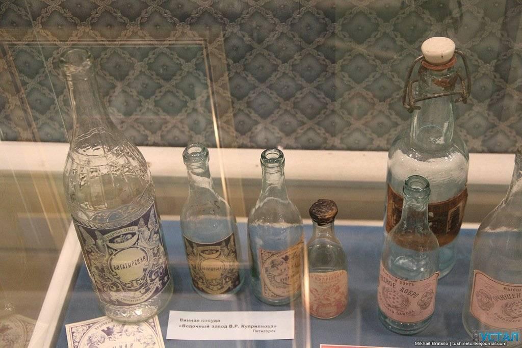 Экскурс в историю кто придумал русскую водку?