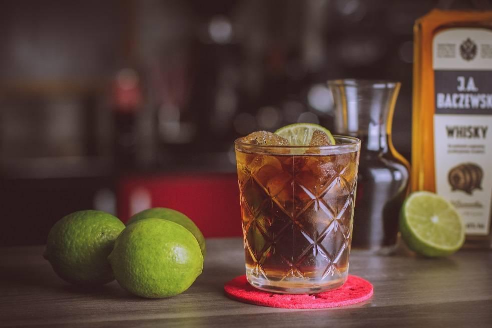 Рецепты виски с соком
