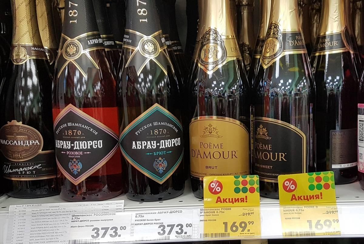 Популярные марки детского шампанского. описание, состав и полезные советы