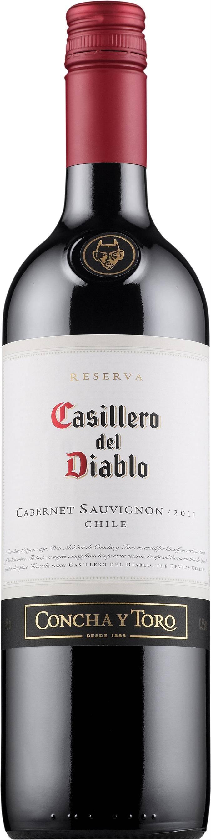 Напиток «сasillero del diablo»