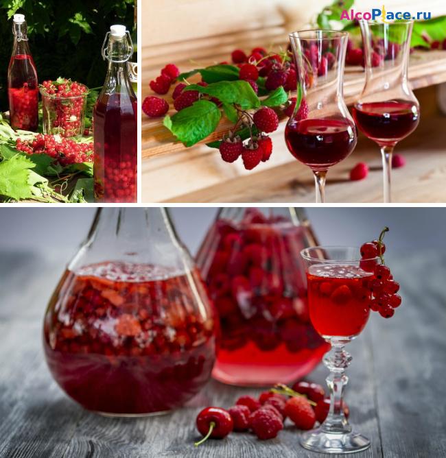 Домашнее вино из смородины - пошаговый рецепт