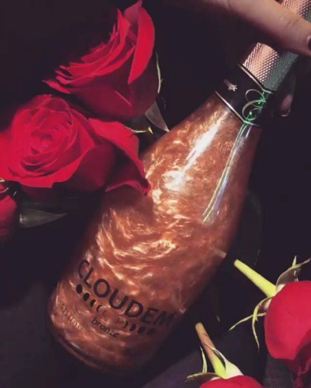 Cloudim шампанское — история алкоголя