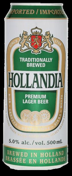 Обзор пива Голландия
