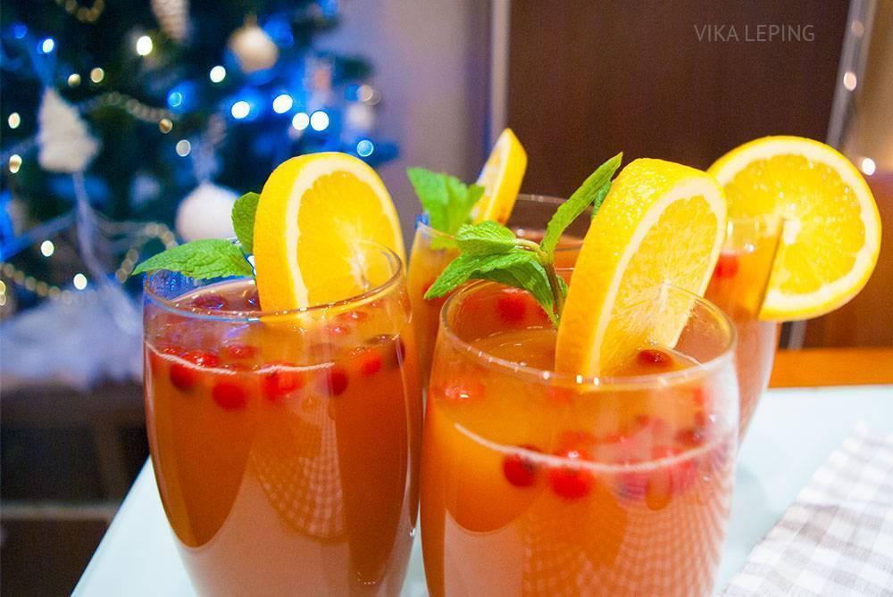 Топ-7 рецептов горячих алкогольных пуншей на все случаи зимы