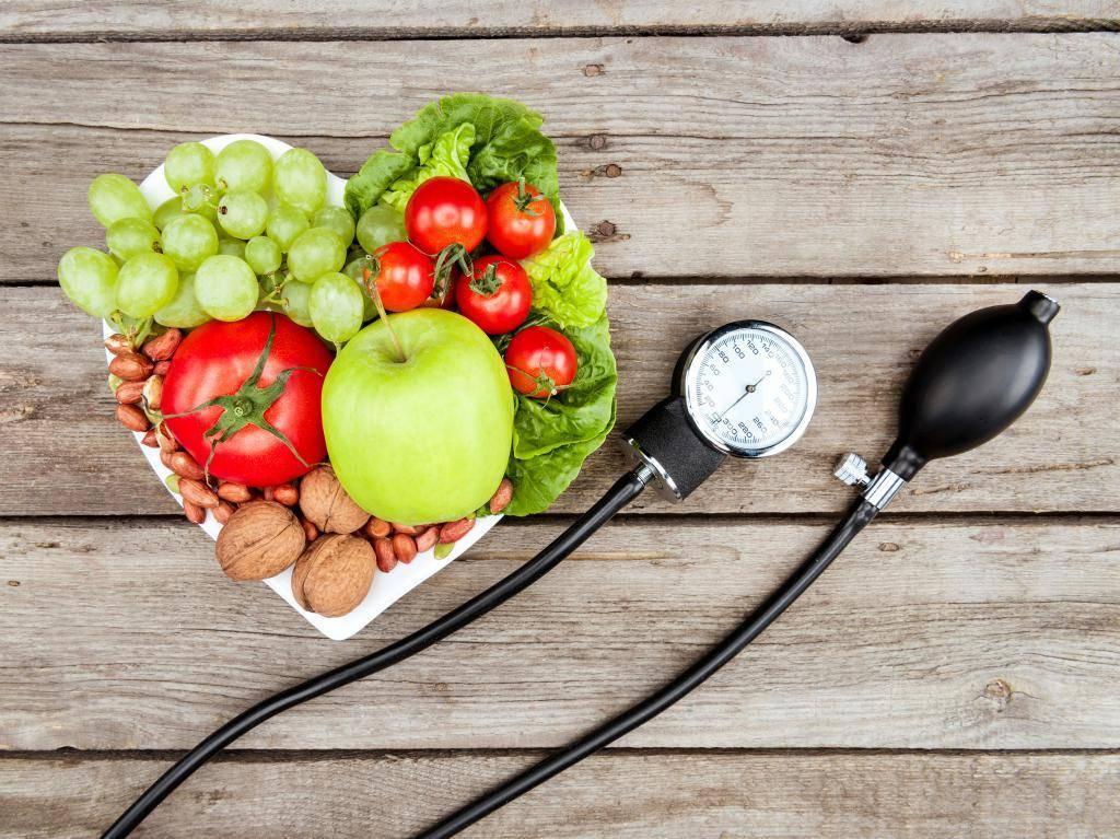 Диета при гипертонии: как снизить давление продуктами