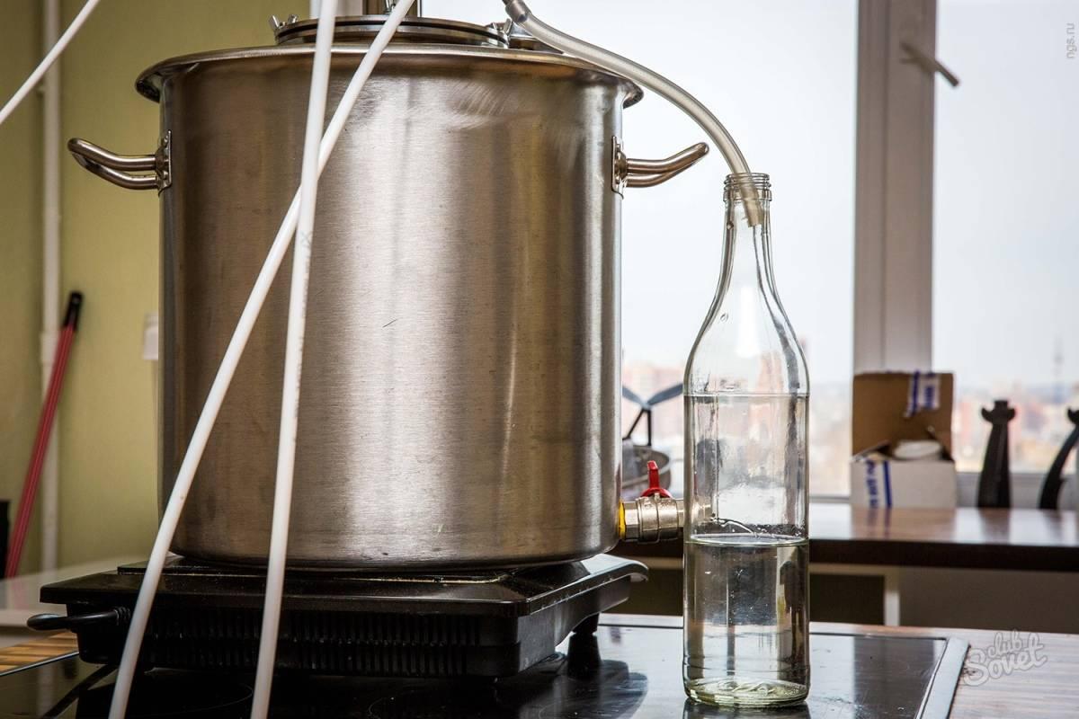 Как сделать самогон без запаха и привкуса?