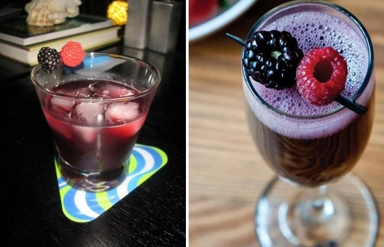 Рецепты приготовления коктейлей с портвейном