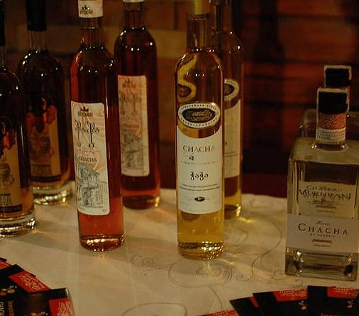 Чача (напиток) — циклопедия