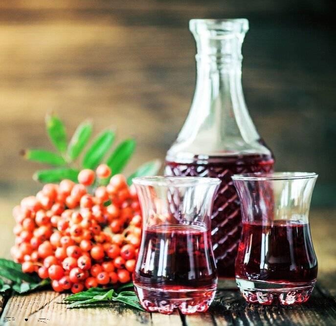 servitnat › Блог › Рецепт настойки из красной рябины