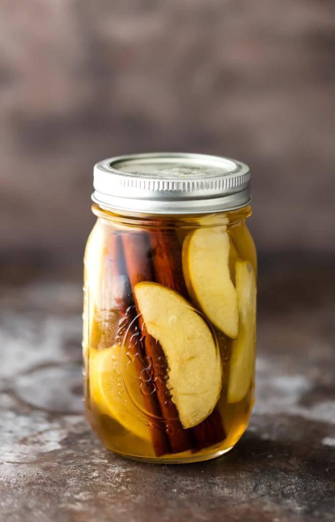 Яблочный ликер: состав, польза и вред, приготовление ликера из яблок