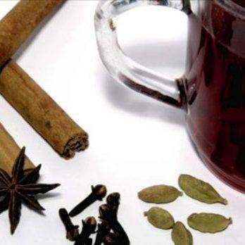 Горячее вино от кашля: рецепты для лечения