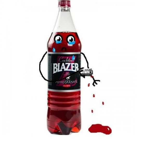 Blazer - это алкогольный напиток: вкусы, коктейли, отзывы, сколько градусов