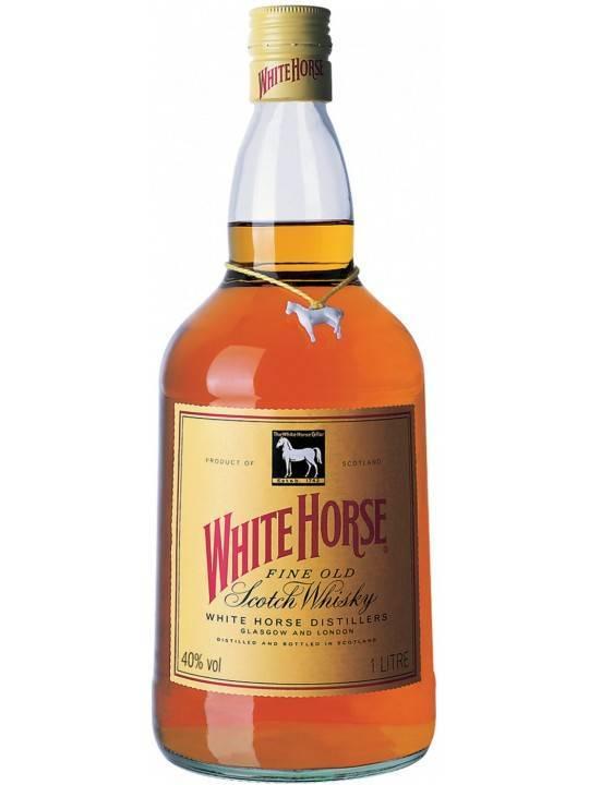 Обзор виски Вайт Хорс