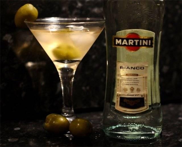 Мартини россо — напиток знатных дам и джеймса бонда