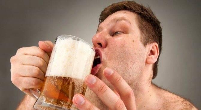 Характер влияния пива на потенцию мужчины