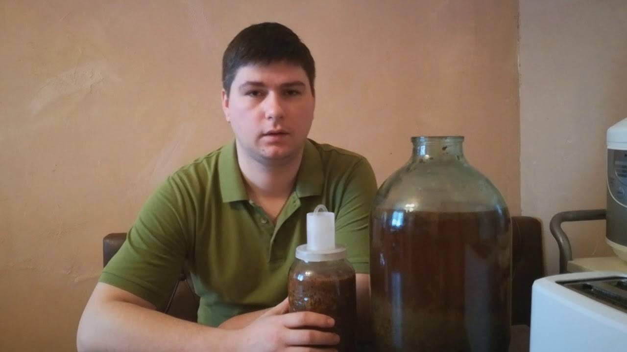 Еврейская водка рецепт