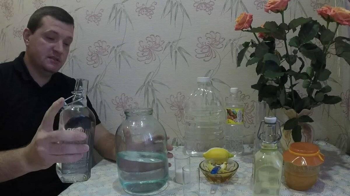 Коктейли: чем разбавляют водку и в каких пропорциях