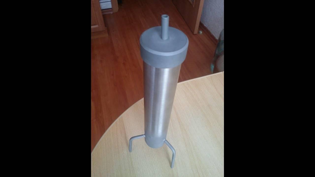 Как самостоятельно сделать угольную колонну для очистки самогона?