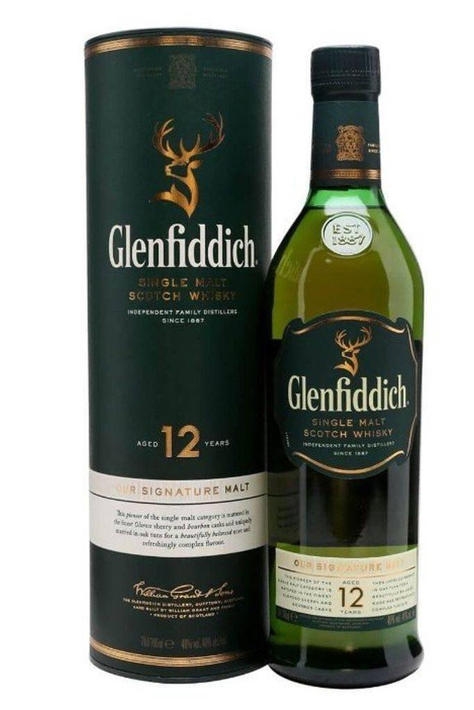 Виски glenfiddich: история, производство и виды