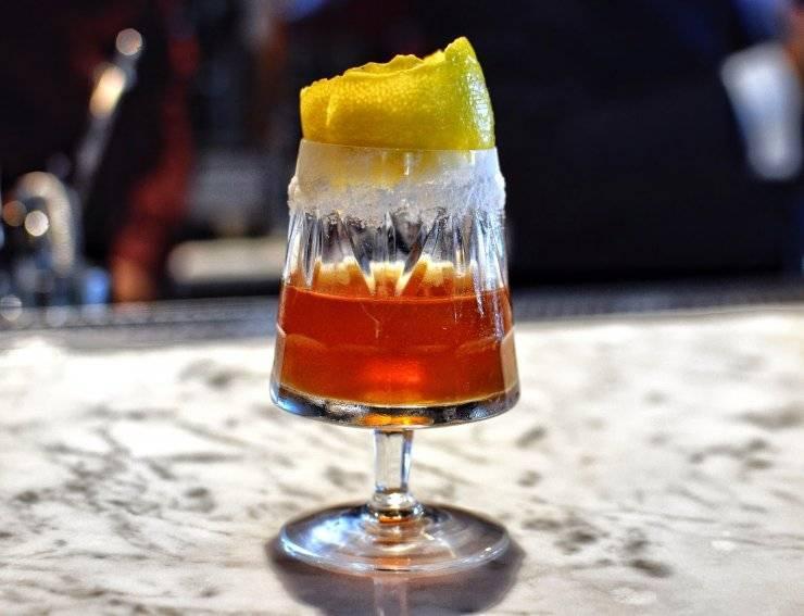 Коньяк с соком: топ 12 популярных коктейлей