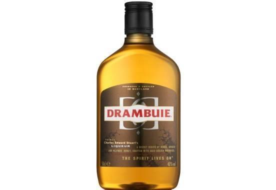 Драмбуи - крепкий ликер из шотландского виски.