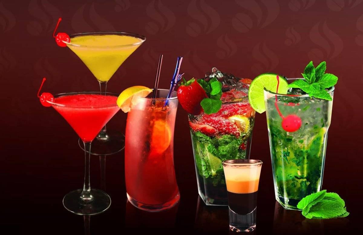 Рецепты самых популярных коктейлей и напитков для домашней вечеринки