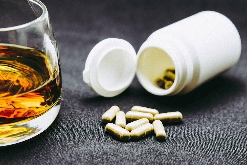 Лучше не употреблять: о совместимости витапроста со спиртными напитками