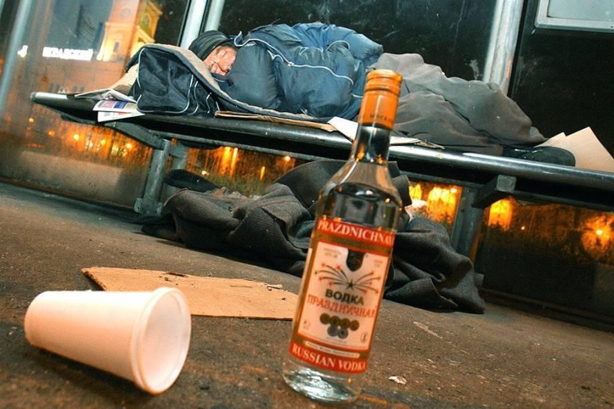 Как умирают алкоголики чаще всего