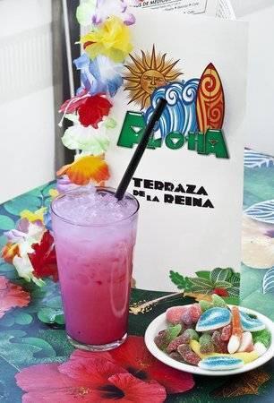 """Освежающе-тонизирующий напиток """"розовая пантера"""" – кулинарный рецепт"""
