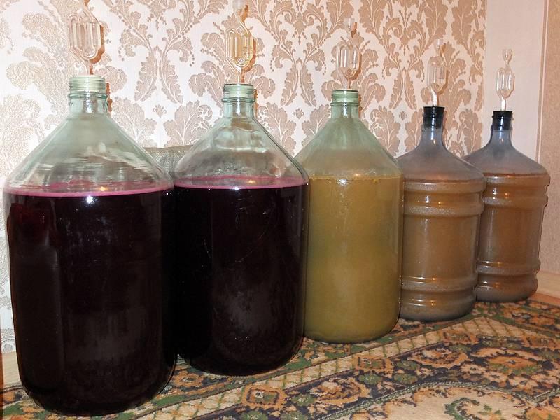 Как можно остановить в домашних условиях брожение вина