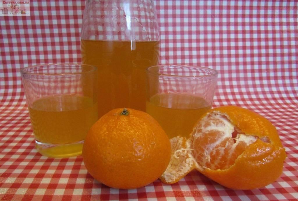 Мандариновый ликер — 5 рецептов в домашних условиях