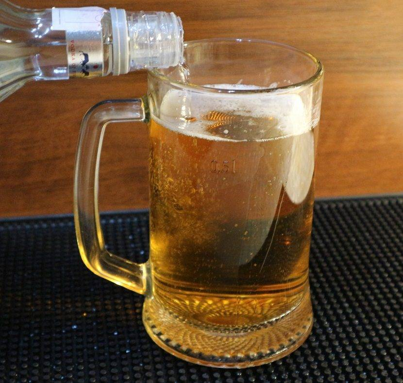 Что будет если выпить пиво с водкой. коньяк с пивом: рецепт и последствия употребления. и все же! откуда этот миф