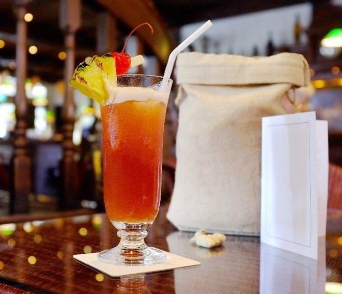 Сингапурский слинг – science of drink сингапурский слинг – science of drink