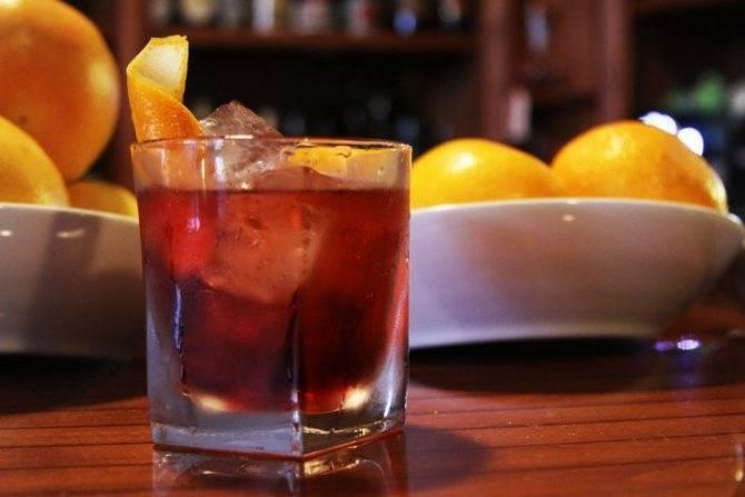 Коктейль американо — классический рецепт с фото: состав, пропорции и история коктейля американо