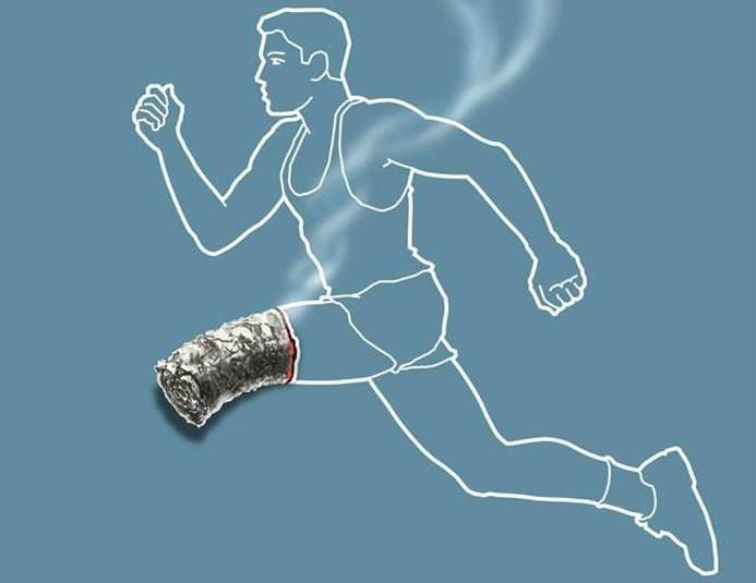 Бодибилдинг и курение: совместимы ли две противоположности? курение и бодибилдинг.