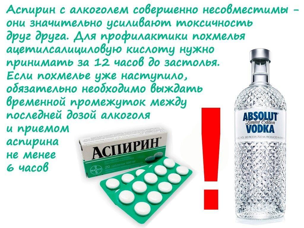 Алкоголь от головной боли и что делать, если болит голова после выпитого