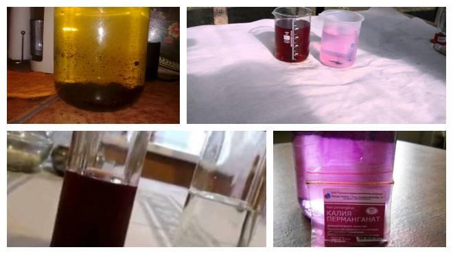 Очищение самогона марганцовкой в домашних условиях. можно ли очищать марганцем и как избежать ошибок? | про самогон и другие напитки ? | яндекс дзен