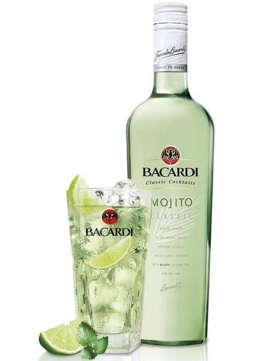 Разновидности рома Бакарди и рецепты коктейлей на его основе. С чем лучше пить и как закусывать?