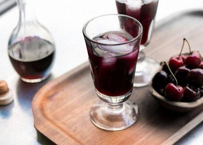 Как сделать вишневое вино - рецепты без водки, сухое, без косточек, без сахара.