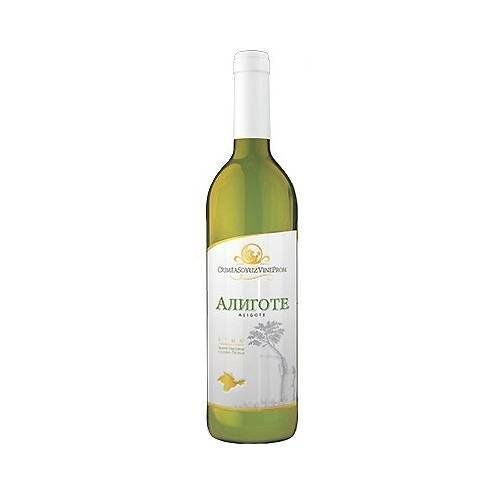 Популярный вкусный сорт винограда «алиготе»