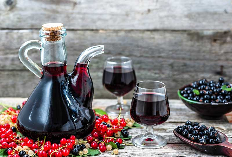 Вино из замороженных ягод – правильный рецепт приготовления