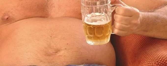Толстеют ли от пива женщины и мужчины