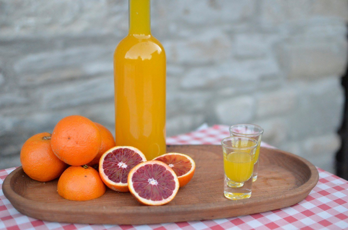 Апельсиновый ликер в домашних условиях: как сделать, с чем пить