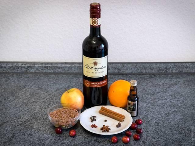 Глинтвейн рецепт, как приготовить глинтвейн дома | все про вино
