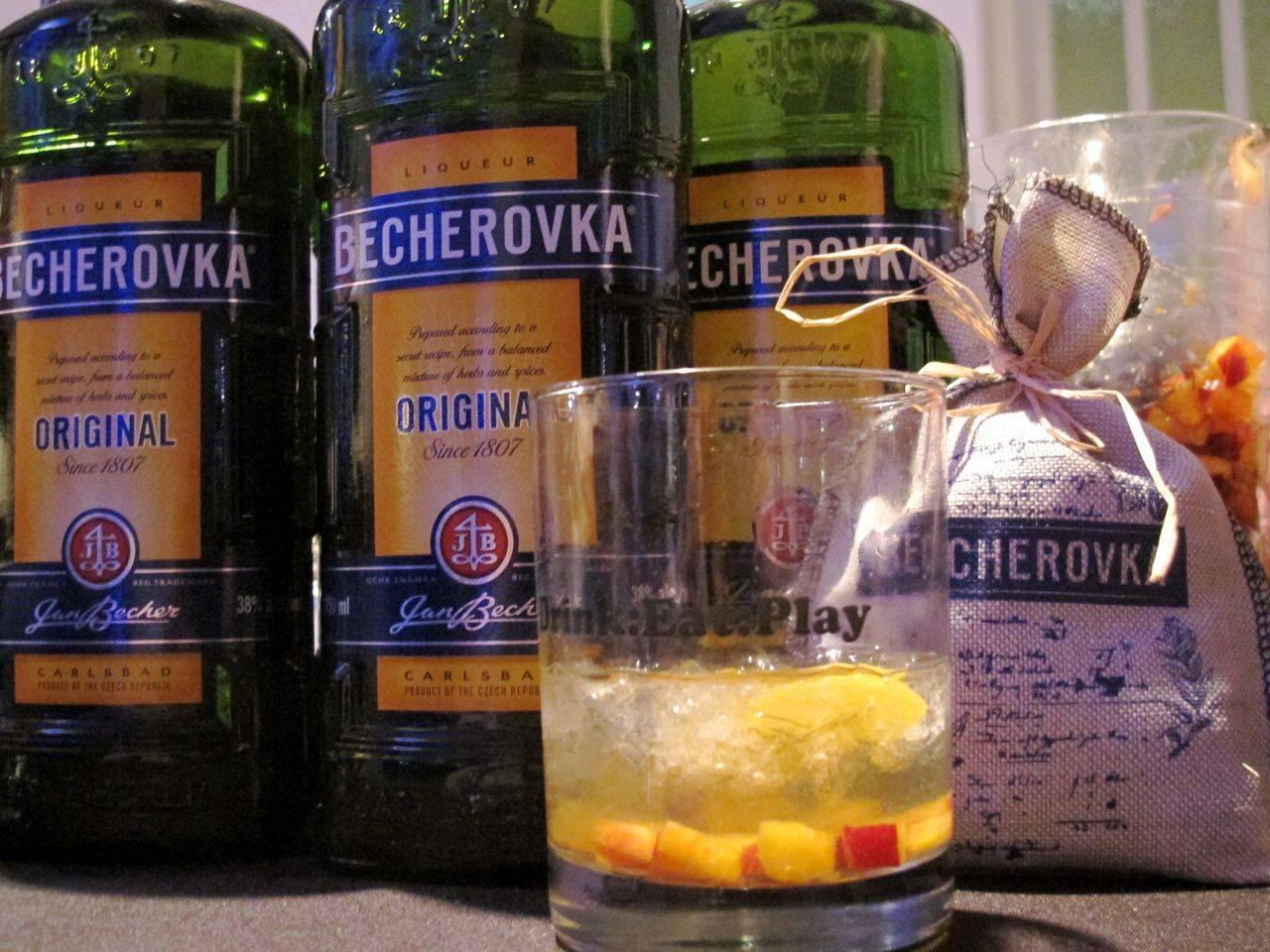 Ликер бехеровка: рецепт, состав и культура употребления