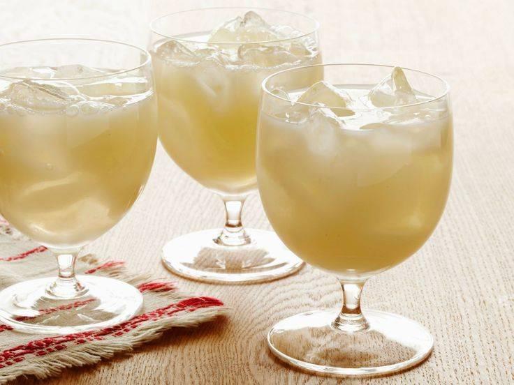 Коктейль «ананасовый сауэр» / безалкогольные коктейли / tvcook: пошаговые рецепты с фото