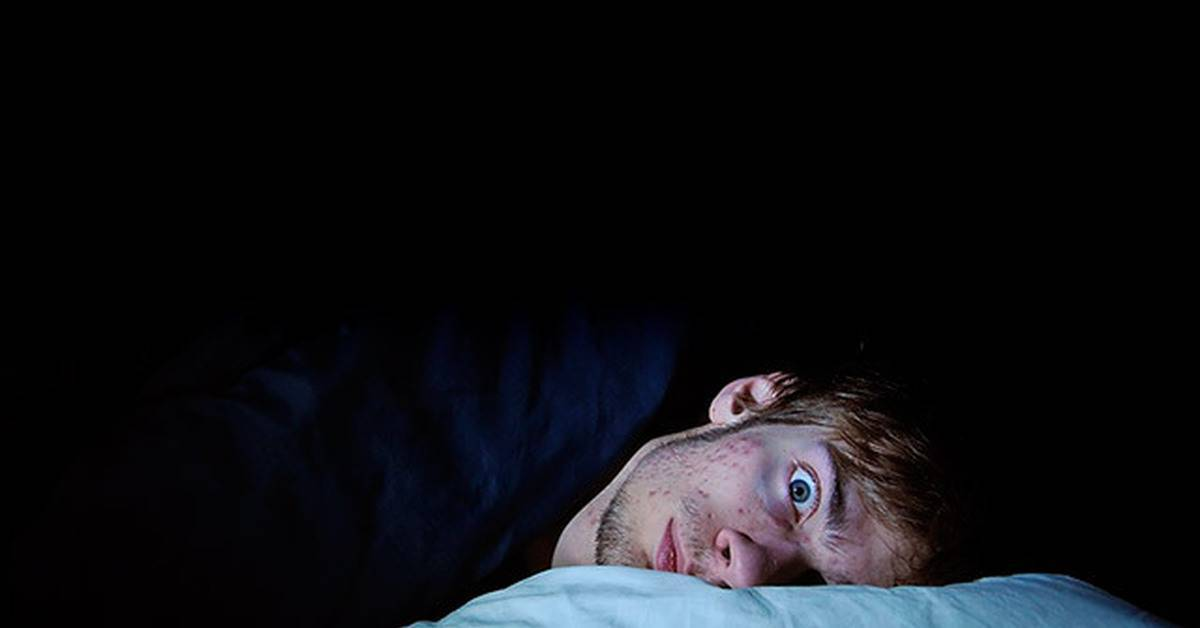 Вот как уснуть с похмелья