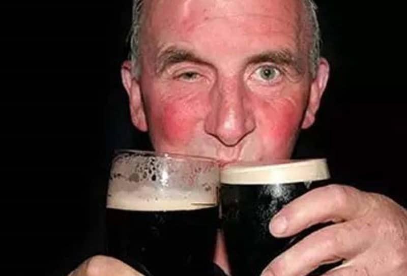 Почему краснеет лицо от алкоголя, как от этого избавиться