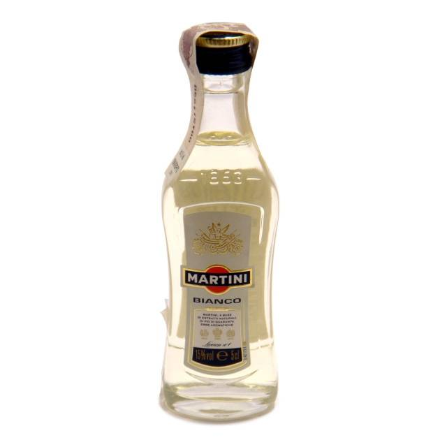 С чем обычно мешают мартини